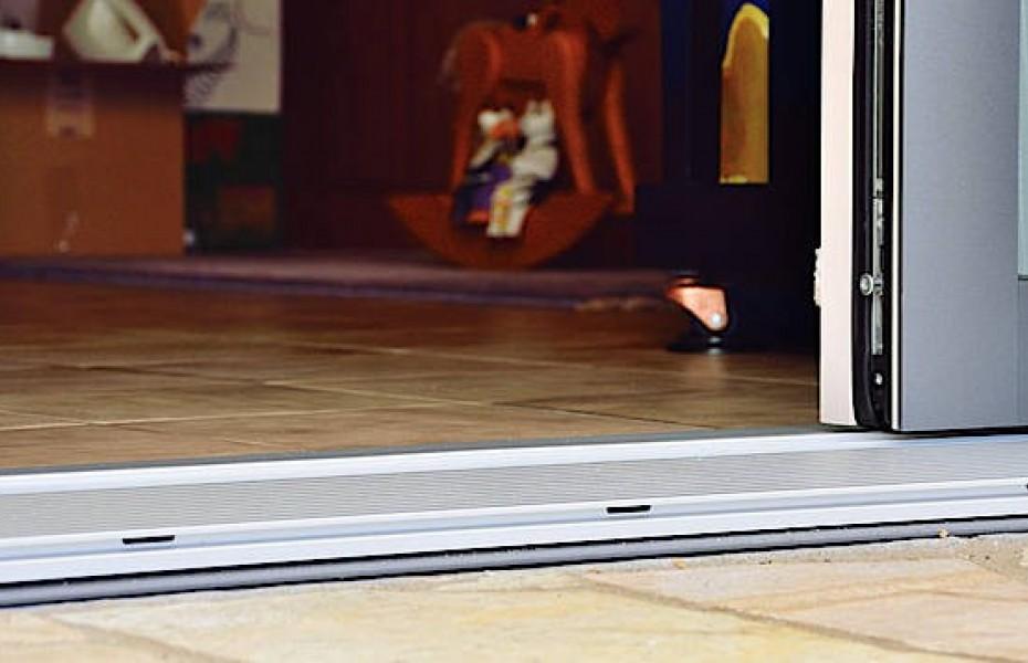 Nestle Fenster Projekt In Nagold Mit Novum 3 Fach Verglasung Sowie Nestle Meko Schiebetur