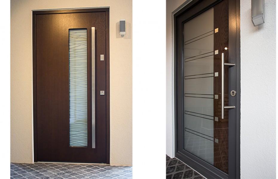 Nestle Fenster Beispiele In Der Ausstellung Von Nestle Fenster Turen Und Hausturen